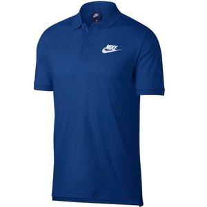 🎅🏼🎄Men's Blue Sportswear Polo 🎁
